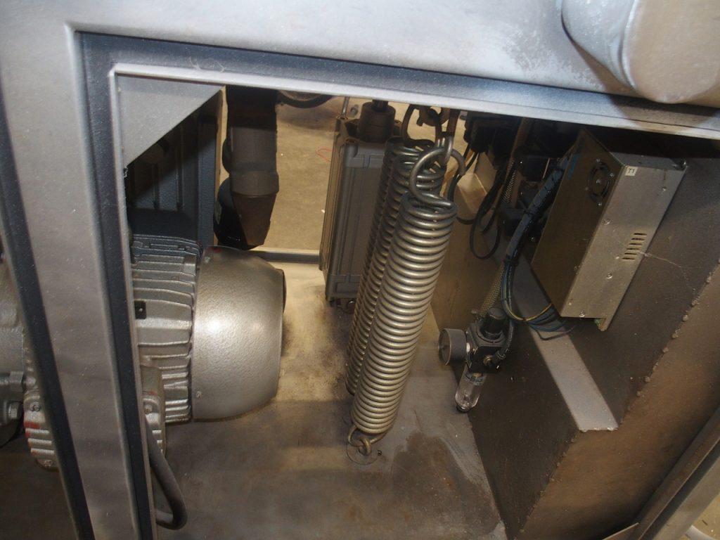 Envasadora al vacío de doble cámara Webomatic PNC 20